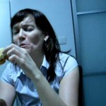 walgen van eten bederft de eetlust