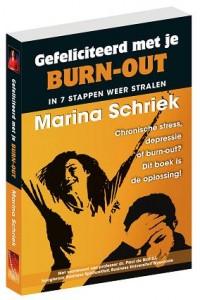 Gefeliciteerd met je burn-out Marina Schriek