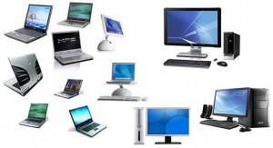 Verschillende types computers