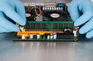 RAM installeren
