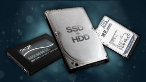 SSD en HDD