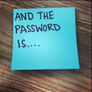 Paswoorden