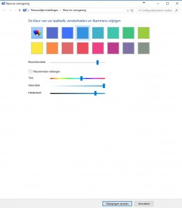 Kleurmixer