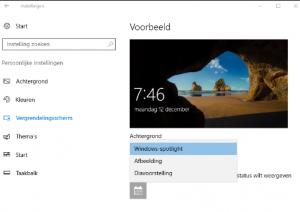 Windows 10 reclame